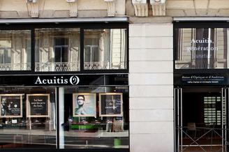 Opticien Montpellier Maison Acuitis Opticien et Audition en centre-ville sur Jeu de Paume (® Acuitis-Fabrice Chort)