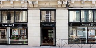 Opticien Montpellier Maison Acuitis Opticien en centre-ville et Audition sur Jeu de Paume (® Acuitis-fabrice Chort)