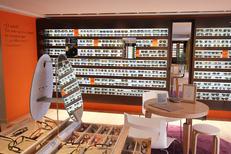 Acuitis Montpellier vend des lunettes de soleil et des lunettes de vue en centre-ville sur Jeu de Paume (® Acuitis-Fabrice Chort)