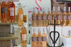 La Maison méditerranéenne des Vins Grau du Roi propose des Vins des sables locaux (® networld-fabrice chort)