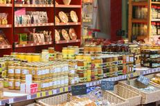Maison des Vins Grau du Roi vend des produits régionaux et propose de nombreuses idées cadeaux (® networld-fabrice chort)