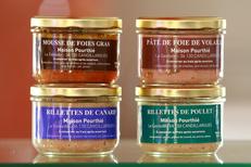 Maison Pourthié Candillargues vend des volailles, des poulets fermiers et des produits régionaux (® SAAM-fabrice Chort)