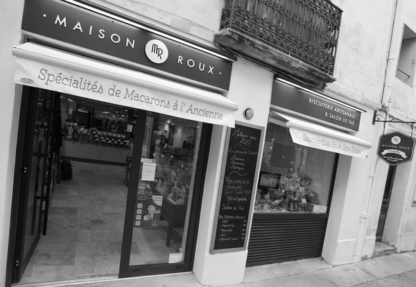 Maison roux montpellier macarons bio montpellier for Salon bio montpellier
