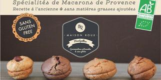 Maison Roux Montpellier propose des macarons artisanaux en centre-ville (® Maison Roux)