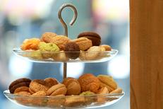Macarons Montpellier chez Maison Roux Montpellier qui propose des macarons artisanaux (® networld-fabrice Chort)