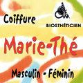 Logo de Marie The Coiffure, salon de coiffure au centre de Lunel