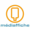 Logo de Mediaffiche, afficheur sur Montpellier