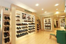 Mephisto Montpellier vend des chaussures Homme en centre-ville au cœur de la Grand Rue (® networld-fabrice chort)