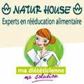 Logo de Natur House, expert en reeducation alimentaire au centre de Lunel