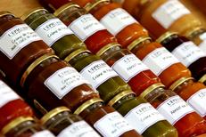 O bon coin Montpellier épicerie fine avec des produits régionaux sur l'avenue du Pont Juvénal (® networld-fabrice chort)