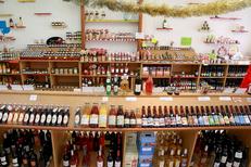 O bon coin Montpellier épicerie fine vend des produits du terroir sur l'avenue du Pont Juvénal (® networld-fabrice CHort)
