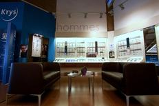 Opticien Pérols Krys au centre commercial Fenouillet propose un beau choix de montures (®SAAM-F.Chort)