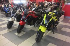 Pascal Moto Montpellier vend des motos et des accessoires pour la moto gamme 500 pour permis A2 (cbr500r, cbf500 et cb500x) (® pascal moto)