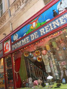 Pomme de Reinette Montpellier spécialiste du jouet au centre ville dans la rue de l'Aiguillerie (®SAAM- Fabrice Chort)