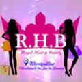 Royal Hair Beauty sur le boulevard du Jeu de Paume au centre-ville de Montpellier
