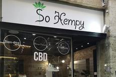 So Hempy Montpellier est une boutique CBD qui vend des produits contenant du CBD ou cannabidiol en centre-ville (® So Hempy)