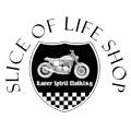 Slice of Life Shop Montpellier vend des vêtements Homme et des accessoires de mode masculins sur le thème des belles motos dans un esprit Rider au centre-ville dans le quartier Saint Roch.
