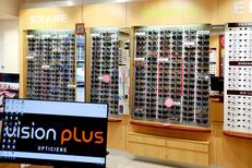 Vision Plus Mauguio est opticien en centre-ville   (® SAAM fabrice Chort)