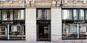 Acuitis Montpellier Opticien et audition en centre-ville propose ses nouveautés à prix doux en boutique sur Jeu de Paume.(® acuitis-fabrice chort)