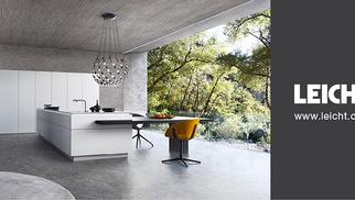 Atelier C Clapiers annonce les nouveautés 2020 pour les cuisines Leicht haut de gamme.(® atelier C)