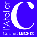 Atelier C Clapiers Magasin de cuisine haut de gamme près de Montpellier présente la cuisine Syrius chez Leicht.