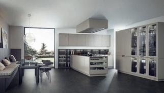 Atelier C Clapiers vend des cuisines haut de gamme à Montpellier de la marque Leicht à découvrir au showroom de Clapiers ici le modèle Verve(® Atelier C)