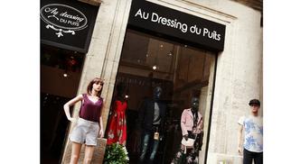 Au Dressing du Puits Montpellier Boutique de mode présente sa collection d'été à découvrir en centre-ville dans le quartier Saint Roch.