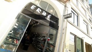 C'est les soldes chez Chaussures Erbé Montpellier ! ( ® SAAM fabrice CHort)