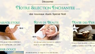 Le Cabinet Etic Massage Montpellier, Beauté et Bien être propose des idées cadeaux Bien être à offrir à Noël.