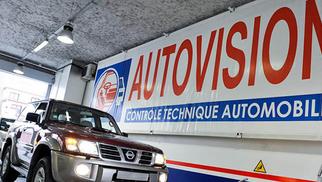 Contrôle technique Montpellier pas cher chez Autovision Montpellier nord Euromédecine en venant de la part de Montpellier-Shopping.fr