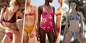 Découvrez la sélection de maillots de bain et de lingerie de la boutique Folie Douce à Montpellier.