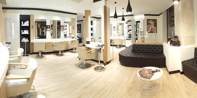 Dessange montpellier pr sente un salon de coiffure relook for Salon ce montpellier