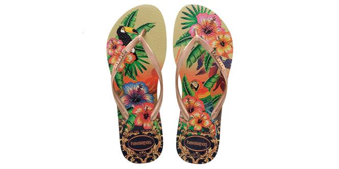 Erbé Chaussures Montpellier : tongs et sandales tendance été 2018 en boutique en centre-ville chez Erbé Espace de la chaussure.(® erbé)