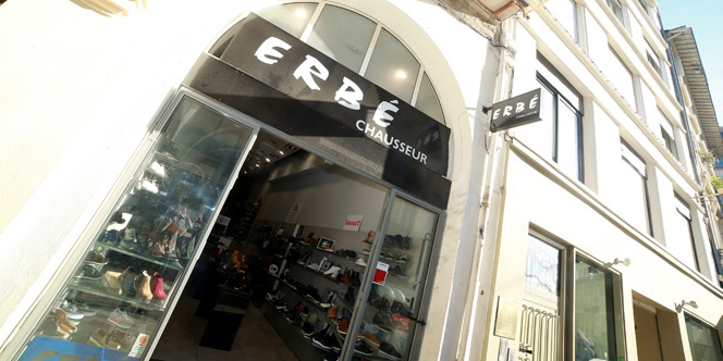 Erbé : un déconfinement du bon pied ! Les boutiques Erbé Montpellier du 19bis Rue de la Loge et de Pérols dans la galerie d'Auchan ont réouvert lundi 11 mai. (® SAAM fabrice Chort)