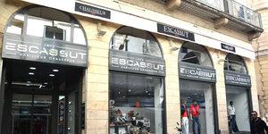 Escassut Montpellier spécialiste de la Mode Homme présente son nouveau site internet (® escassut)