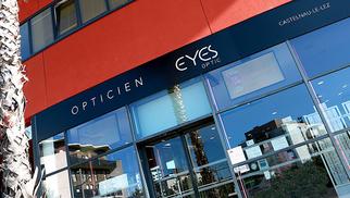 Eyes Optic Castelnau annonce de nouvelles collections (® SAAM fabrice Chort)