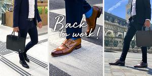 """Finsbury Montpellier annonce les chaussures """"business"""" dans sa boutique de chaussures haut de gamme du centre-ville.(® facebook Finsbury montpellier)"""