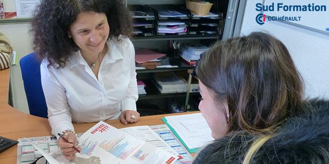Découvrez les offres de Formation continue Montpellier et Apprentissage avec Sud Formation CCI Hérault.(® CCI Hérault)