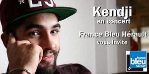 Gagnez vos places pour Concert Kendji Montpellier du 18 février à l'écoute de France Bleu Hérault du 6 au 17 février.