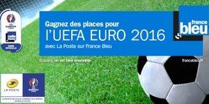 Gagnez vos places pour l'Euro 2016 avec France Bleu Hérault du 11 mars au 21 avril.