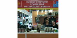 Huilerie Clermont l'hérault a obtenu des médailles d'or et d'argent au Salon de l'Agriculture 2017 !
