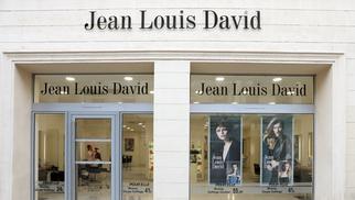 Jean Louis David Montpellier est un salon de coiffure implanté sur le boulevard du Jeu de Paume en centre ville.(® SAAM-fabrice Chort)