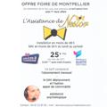 L'assistance de Nestor Montpellier et l'offre de la Foire de Montpellier à découvrir !
