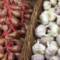 L'épicerie de la Maison Pourthié Candillargues annonce l'arrivée de l'ail rose et des échalotes du Tarn
