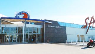 L'espace commercial Saint-Aunés reprend du service ! (® SAAM fabrice Chort)