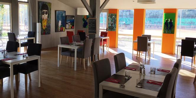 Le Complexe Pierre Rouge Montpellier Club de tennis et de remise en forme a ouvert son restaurant !