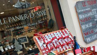 Le Panier d'Aimé Montpellier s'adapte à la crise sanitaire pour vous servir au sein de son épicerie fine ou bien en livraison.(® SAAM fabrice Chort)