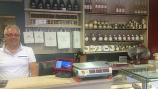 Le Panier d'Aimé Montpellier est une épicerie fine mettant en avant les produits du terroir de qualité de la région, à découvrir en centre-ville.(® networld-cecile-de-forton)