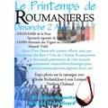 Le Printemps de Roumanières Dimanche 2 avril est une journée festive au sein du domaine viticole Château Roumanières à Garrigues en terroir Grès de Montpellier.