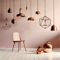 La boutique Luminaires Boudard présente une nouvelle collection de luminaires au Carré Foch au centre-ville de Montpellier.